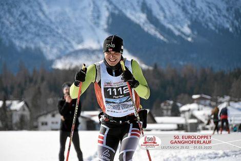 Skimarathon EM 2020 Zimmermann